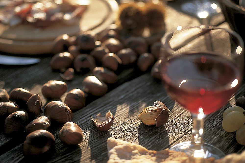 Der kulinarische Herbst in Tisens