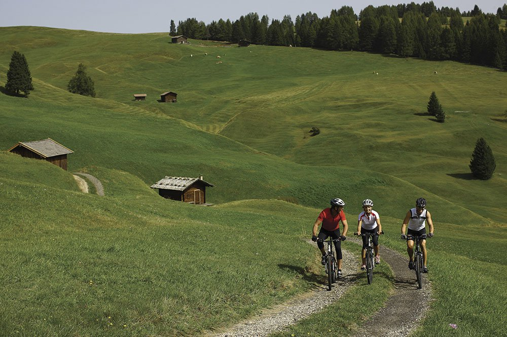 Mountainbiking in Alto Adige