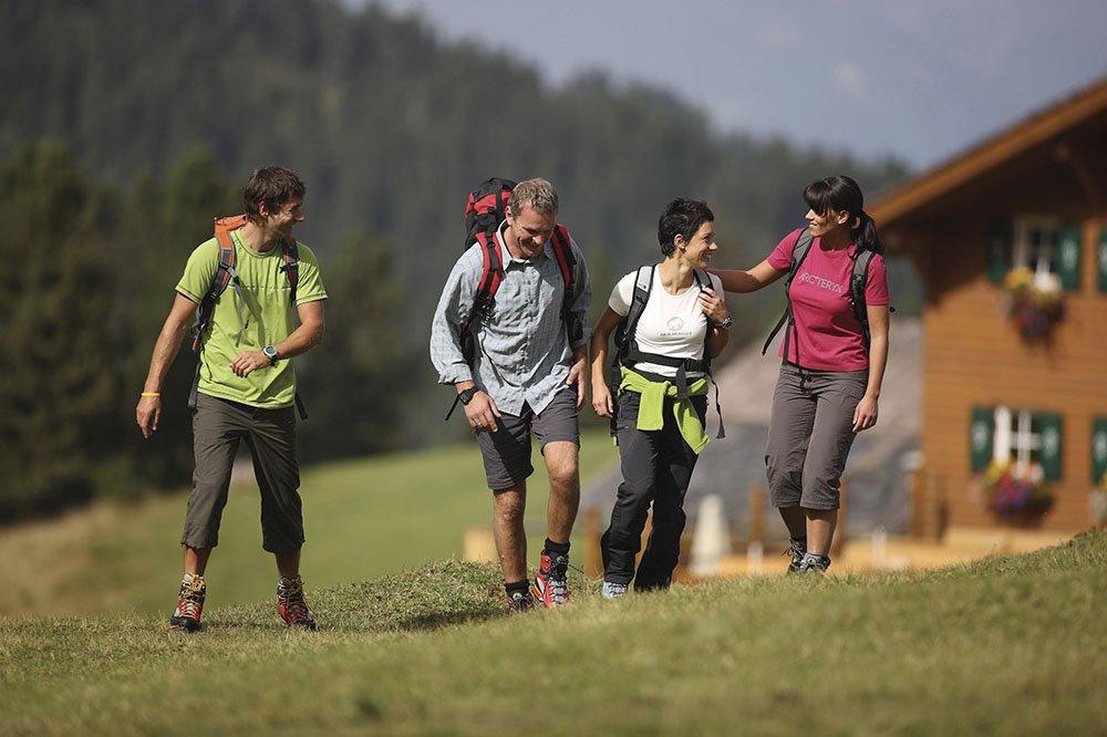 Escursione alla Pfandleralm