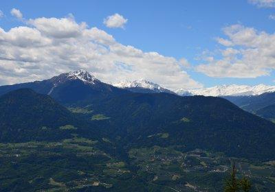 Blick auf Berge DSC_0265